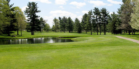 Overview of golf course named Little Apple Golf Club