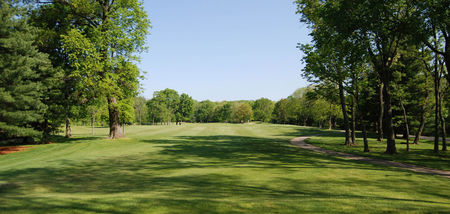 Overview of golf course named Mill Course, The