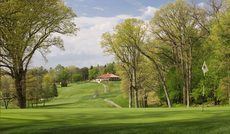 Overview of golf course named Mount Vernon Country Club