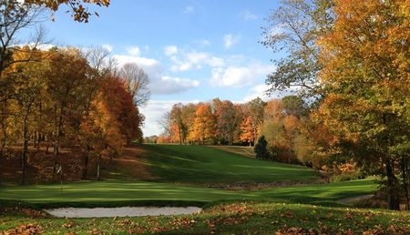 Overview of golf course named O'Bannon Creek Golf Club