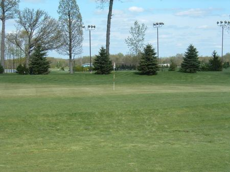 Overview of golf course named Oakhaven Golf Club