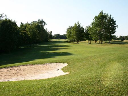 Oaktree Golf Club Cover Picture