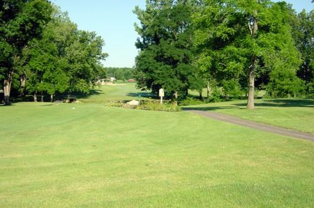 Overview of golf course named Pebble Creek Golf Club