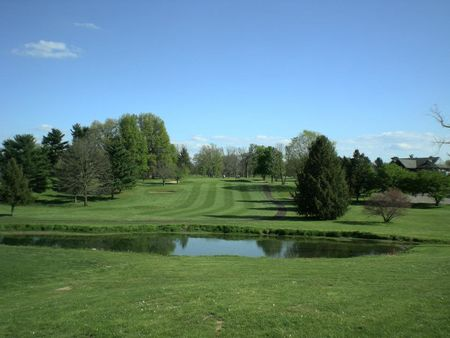 Overview of golf course named Pickaway Country Club