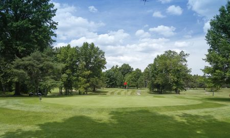 Overview of golf course named Pine Brook Golf Club