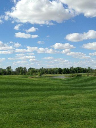 Overview of golf course named Hidden Creek Golf Club