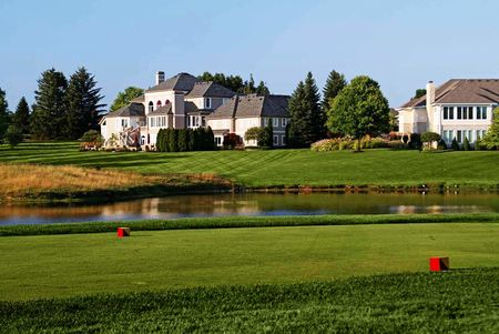 Overview of golf course named Lakes Golf and Country Club, The