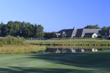 Overview of golf course named Medallion Club