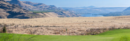 Alta lake golf resort cover picture