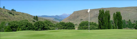 Bear creek golf course cover picture