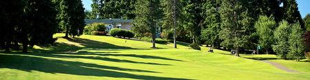 Bellevue municipal golf course cover picture