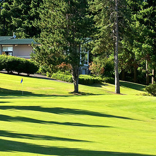 Bellevue municipal golf course cover picture