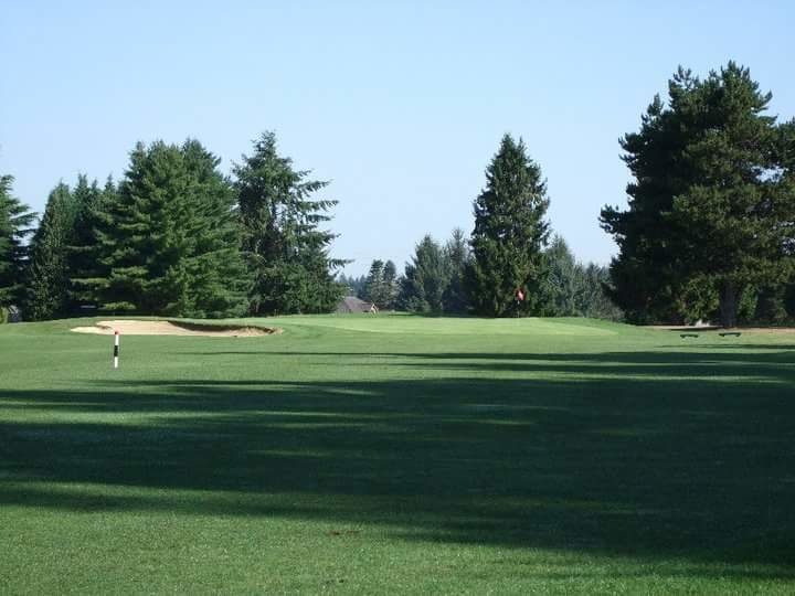 Capitol city golf club cover picture