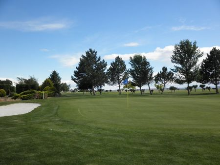 Colockum ridge golf course cover picture