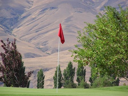 Overview of golf course named Desert Aire Golf Course