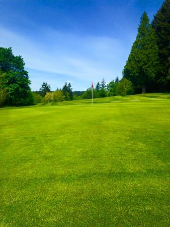 Overview of golf course named Gig Harbor Golf and Country Club