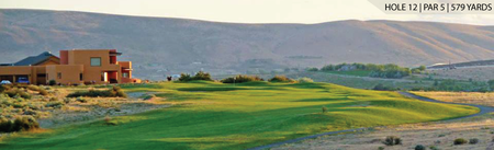 Horn Rapids Golf Club Cover Picture
