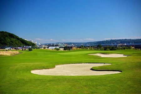 Interbay Family Golf Center Cover Picture
