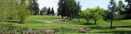 Lake wilderness golf course cover picture