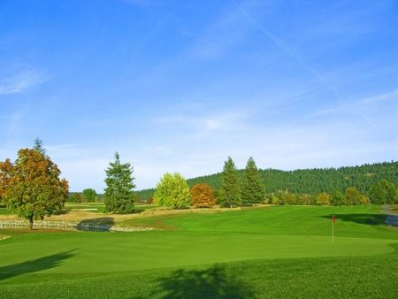 Liberty lake golf course cover picture