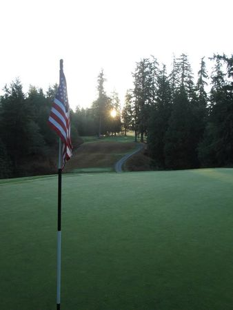 Overview of golf course named Longview Country Club
