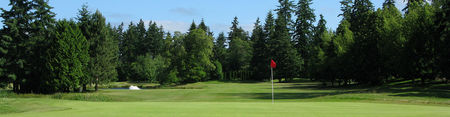 Lynnwood municipal golf course cover picture
