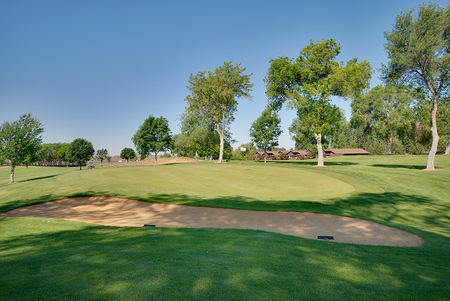Overview of golf course named Moses Lake Golf Club