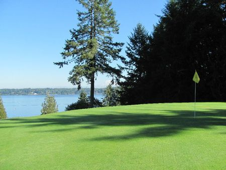 Olympia country and golf club cover picture
