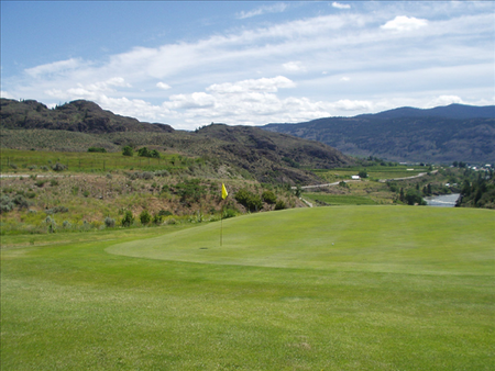Oroville Golf Club Cover Picture