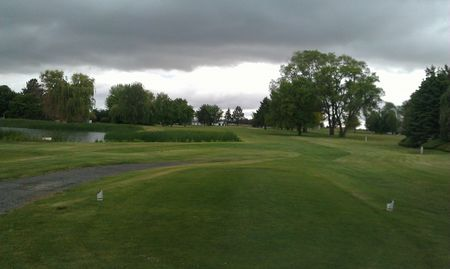 Othello Golf Club Cover Picture