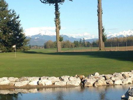 Raspberry Ridge Golf Course Cover Picture