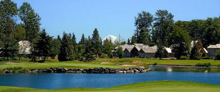 Overview of golf course named Semiahmoo Golf and Country Club