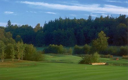 Shuksan golf club cover picture