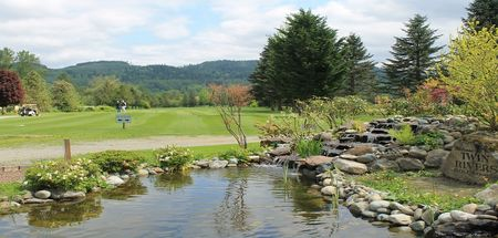 Twin rivers golf course cover picture