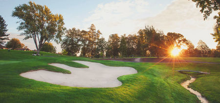 Overview of golf course named Walla Walla Country Club