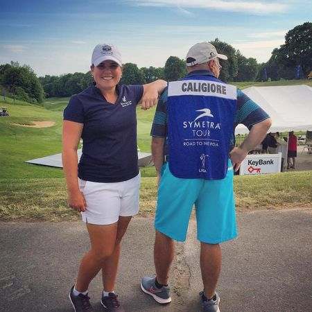 Avatar of golfer named Aimee Caligiore