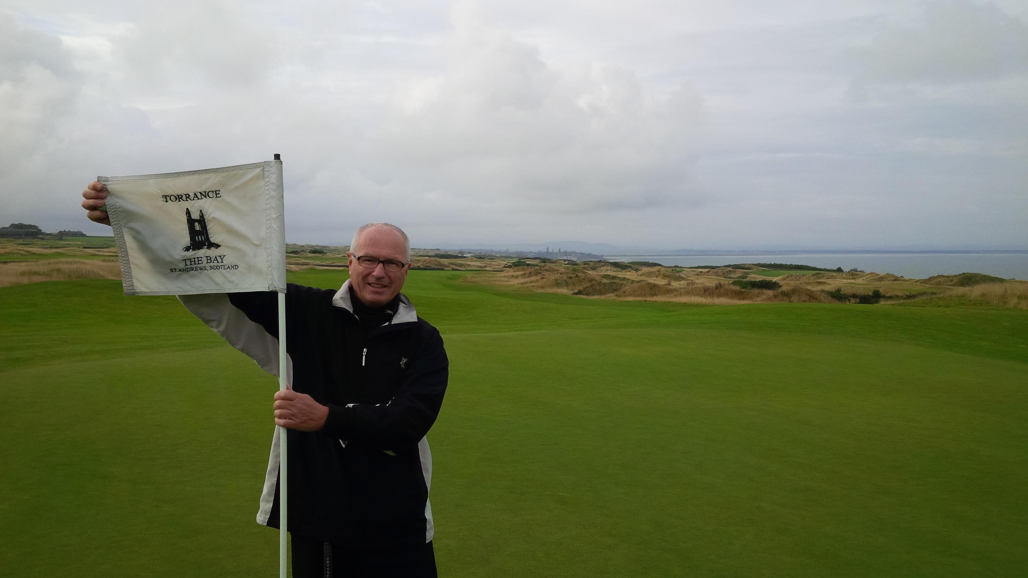 Avatar of golfer named Bernard Bernard