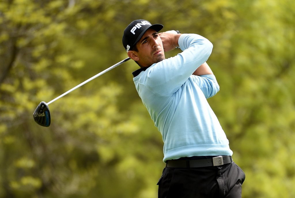Avatar of golfer named Matthieu Pavon