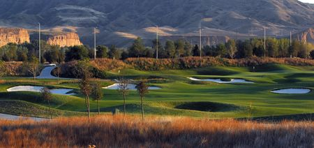 Overview of golf course named El Encin Golf - South Course