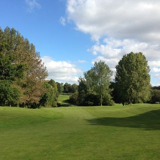 Ufford park golf club cover picture