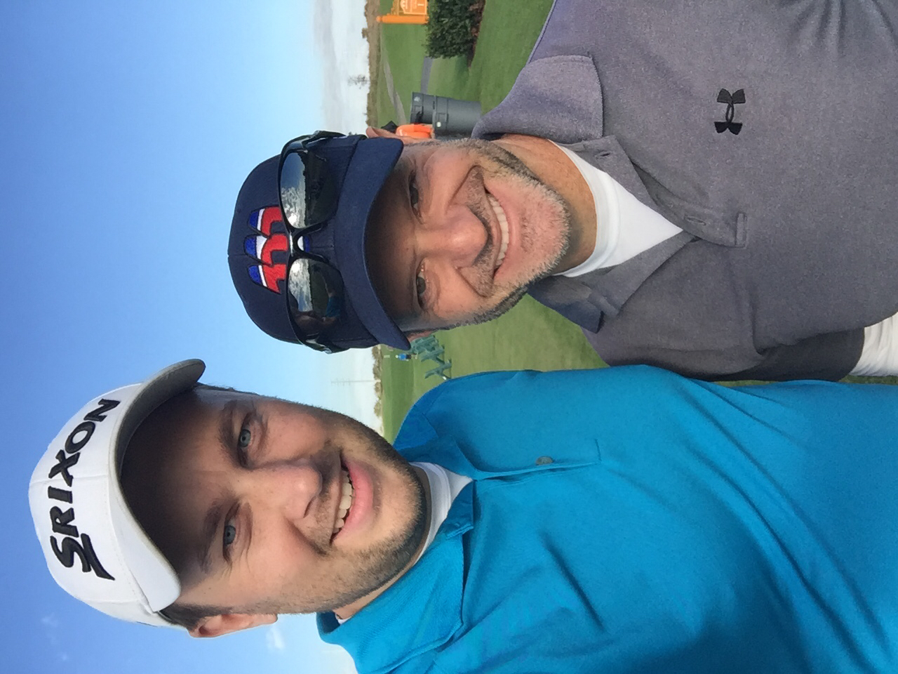 Avatar of golfer named Andrew Kent