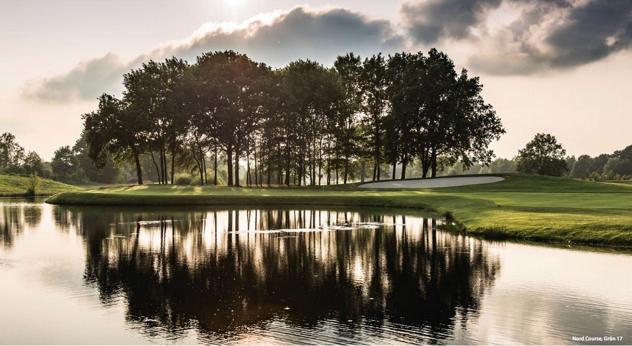 Overview of golf course named Golfanlage Green Eagle e.V.