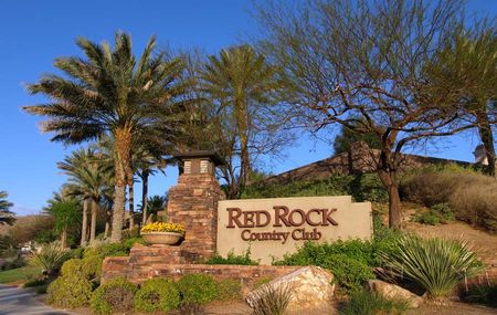 Red rock country club cover picture