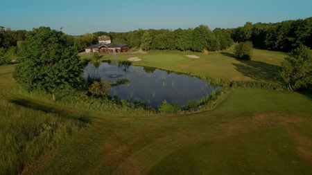 Homburger golf club cover picture