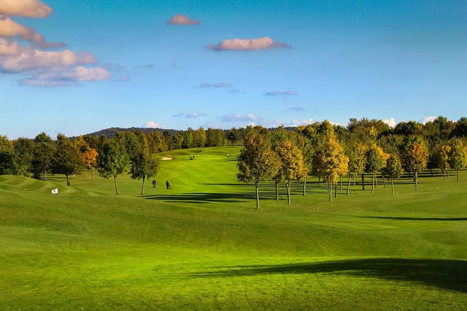 Overview of golf course named Jura Golf Hilzhofen e.V.