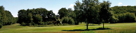 "Overview of golf course named Kusten-Golfclub ""hohe Klint"" Cuxhaven e.V."