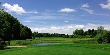 Overview of golf course named Mudau Golf Club