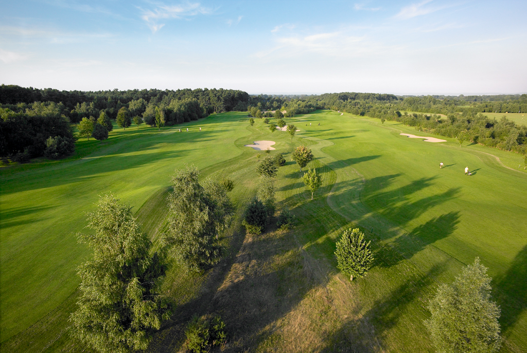 Overview of golf course named Paderborner Land Golf Club