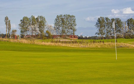 Overview of golf course named Warnemünde Golf Club