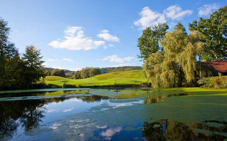 Weiherhof golf club cover picture
